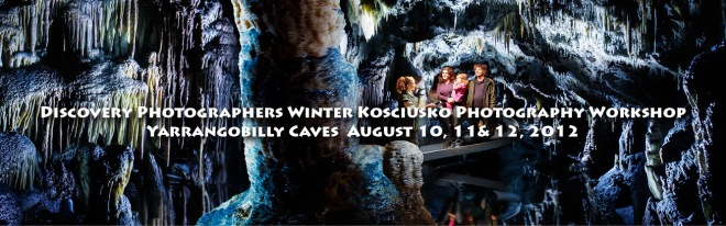 BannerYarrangobilly_caves
