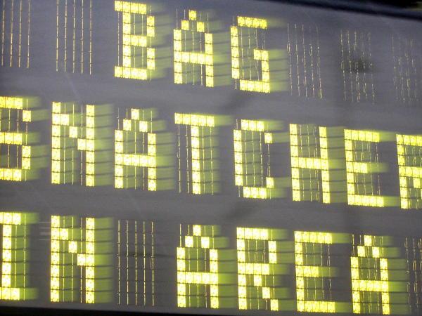 Bag snatcher