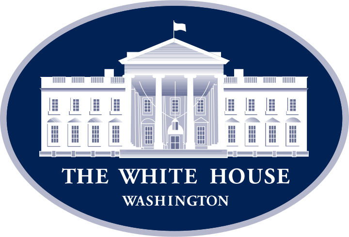 white house logo. Even the White House has a