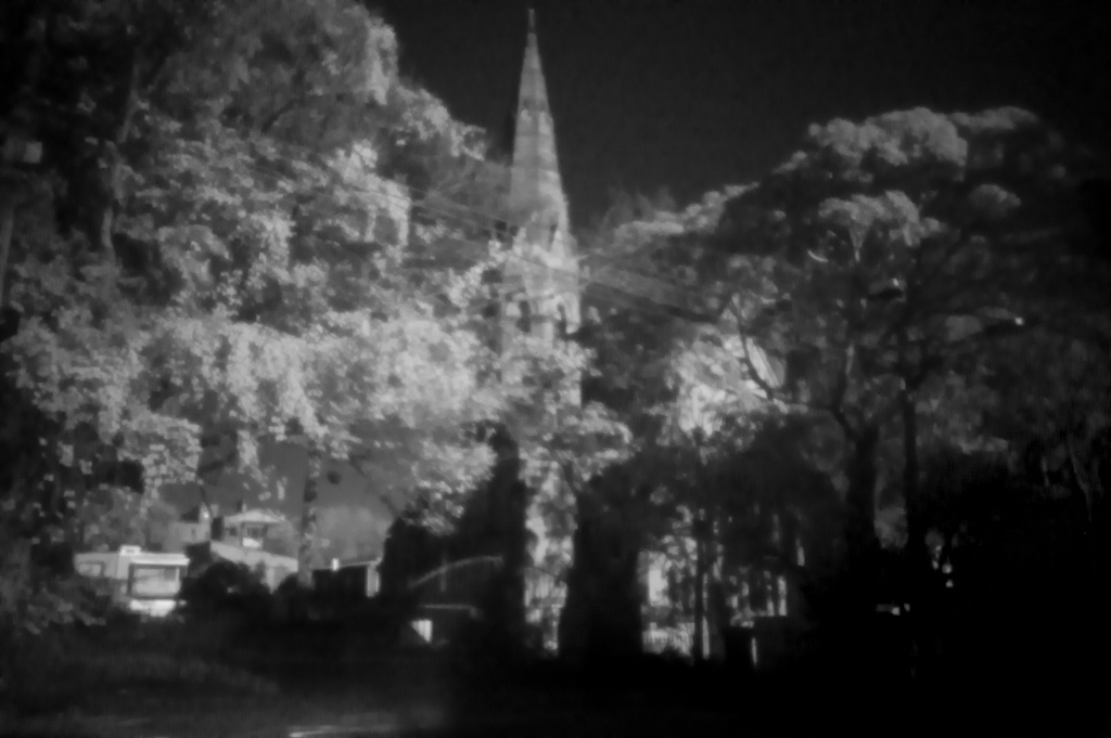 Pinhole Lens Madness With Your Digital Camera Obscura