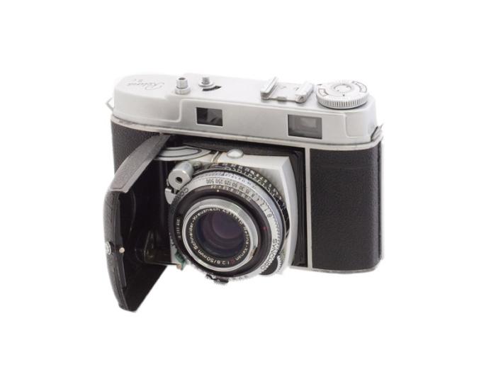 Folding camera!
