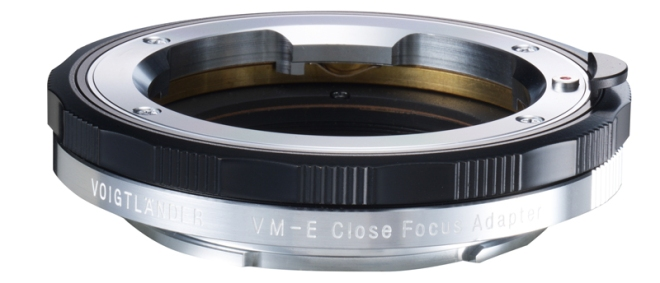 VM-E Close Focus Adapter